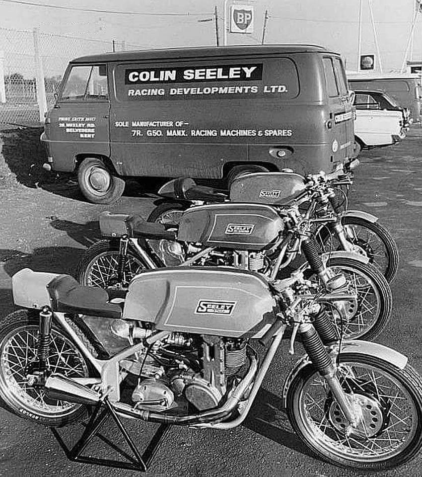 Colin Seeley racers