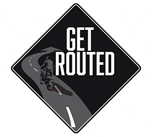 Get Routed logo