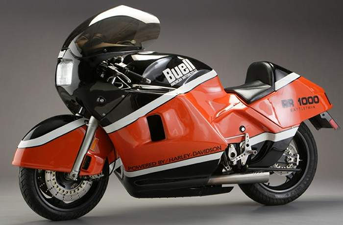 Buell Battle Twin