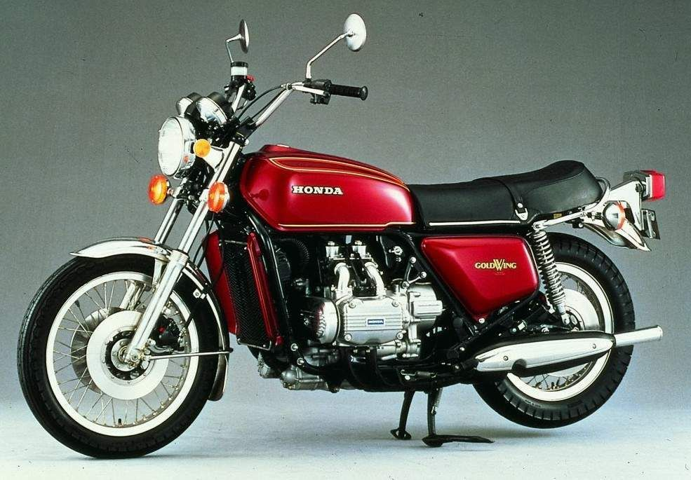Honda GL1000 Gold Wing
